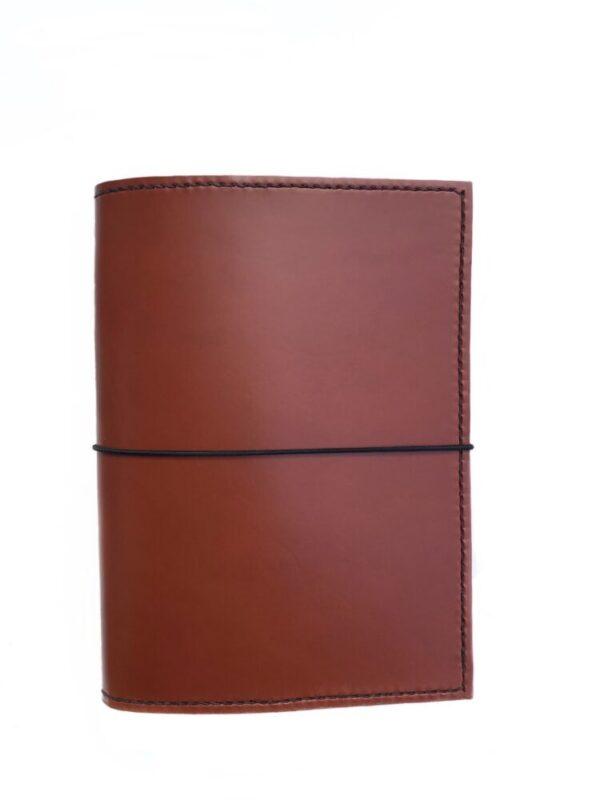 A5 travelers notebook, travelers notebook , traveler´s notebook, læderomslag til notesbøger, planlægning, kalendersystem, fleksibelt kalendersystem, funktionelt kalendersystem