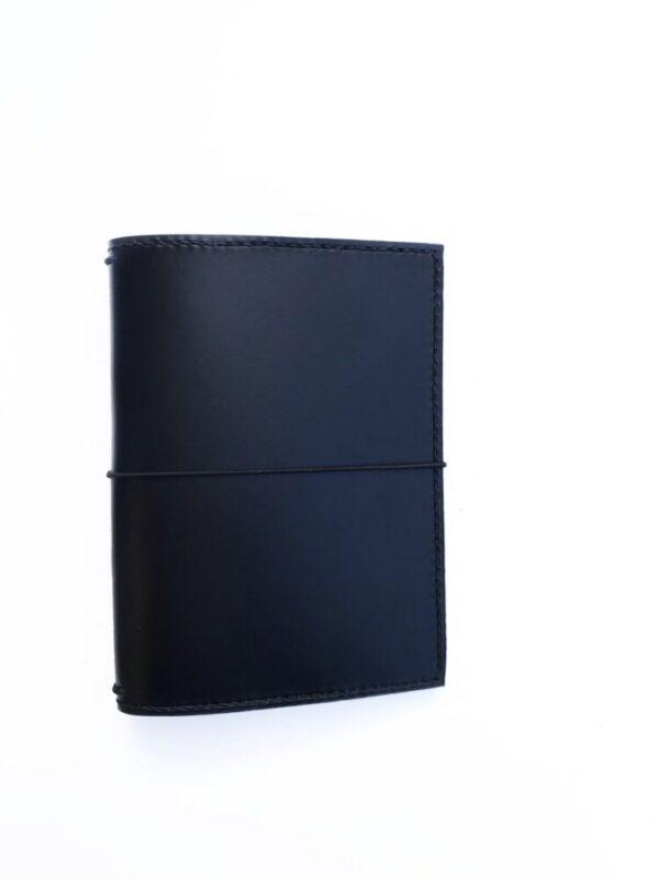 B6 travelers notebook, B6 tn, travelers notebook, tn, læder travelers notebook, travelers notebook i læder, læder tn, notesbog, læderomslag, kalendersystem