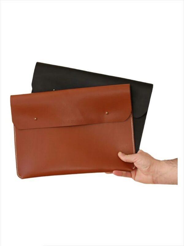 laptop sleeve, laptop sleeve 13, laptop sleeve 15, laptop sleeve kernelæder, laptop sleeve læder, laptop sleeve med tryk, etui til bærbar computer,